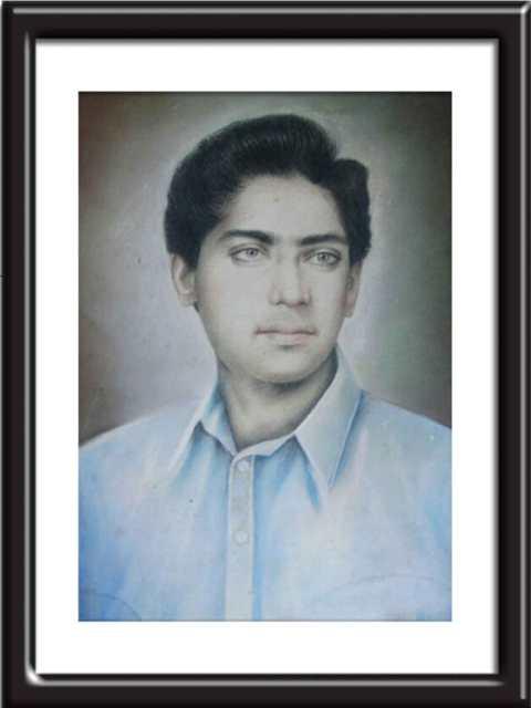 Pastel Portrait Painting on Demand