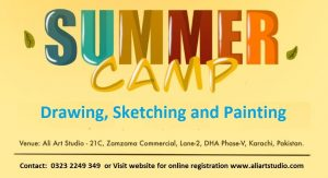 Summer Camp in Karachi