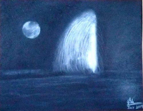 the fountain artwork