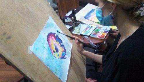 Watercolor Classes for Beginners