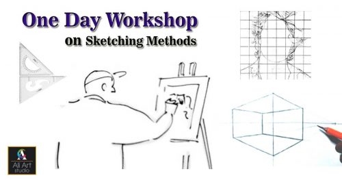 Basic Drawing and sketching workshop